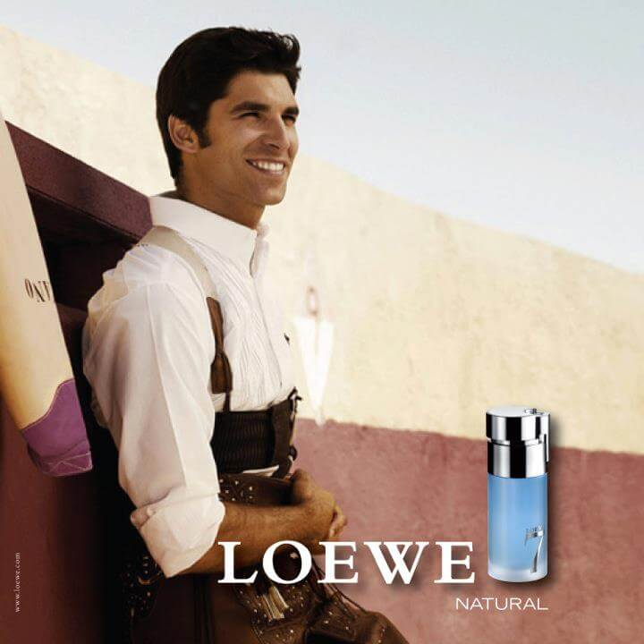 7 de loewe - perfume de cayetano rivera