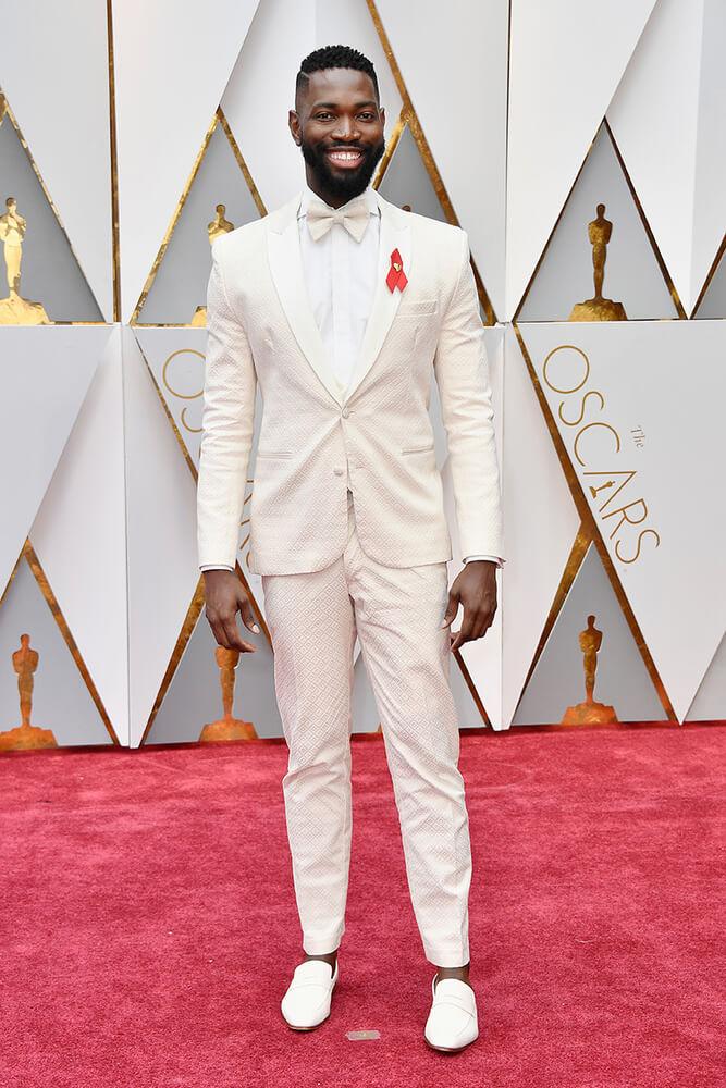moda masculina en los Premios Oscar 2017
