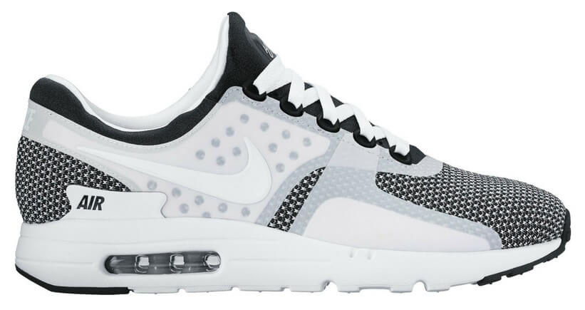 nike air max zero essential oreo
